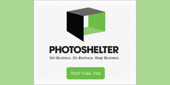 Photoshelter Promotion