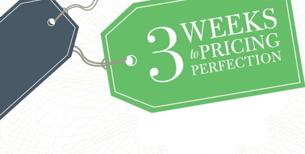 3 Weeks to Pricing Perfection
