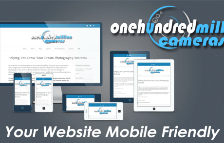 Is your Photography Website Mobile Friendly?